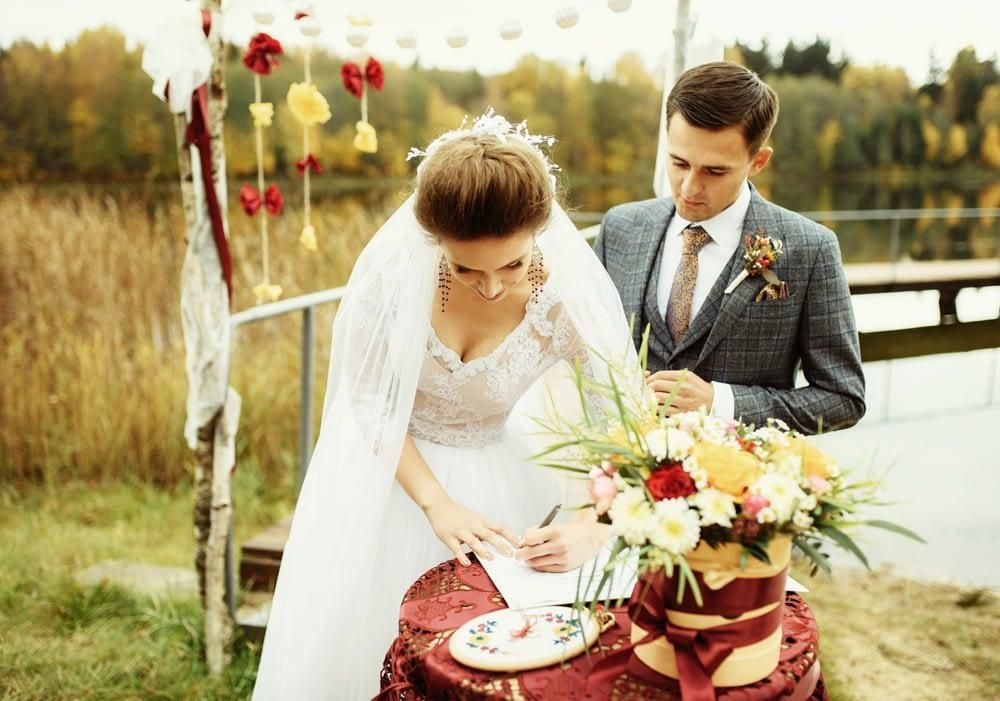 выездной регистратор брака Елена Алинская