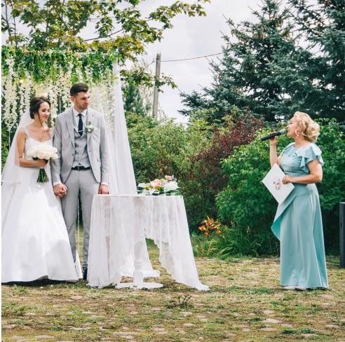 фото 6 Свадебный регистратор выездной церемонии Минск отзывы 12323