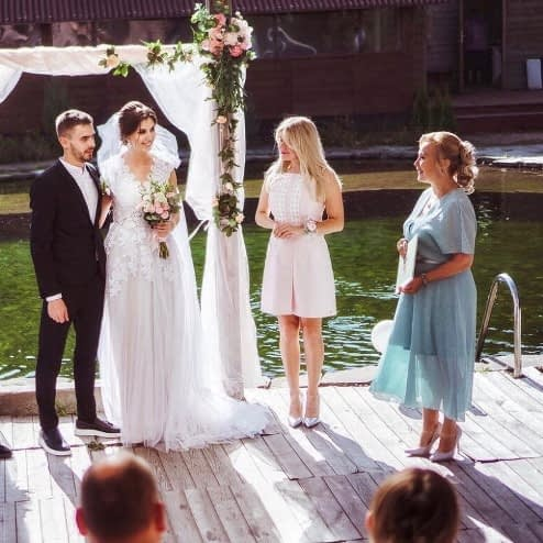 фото 6 Свадебный регистратор выездной церемонии Минск отзывы 7878