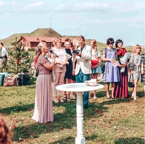 фото 6 Свадебный регистратор выездной церемонии Минск отзывы 21212