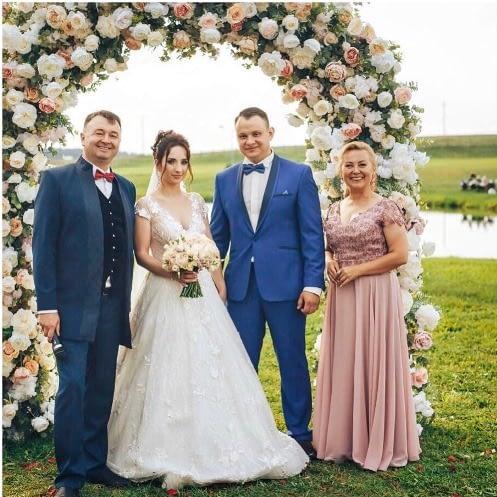 фото 6 Свадебный регистратор выездной церемонии Минск отзывы 343434